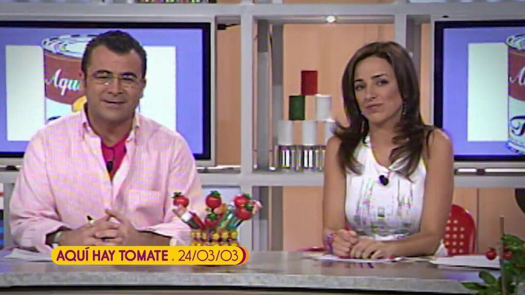 Imagen del estreno de 'Aquí hay tomate'