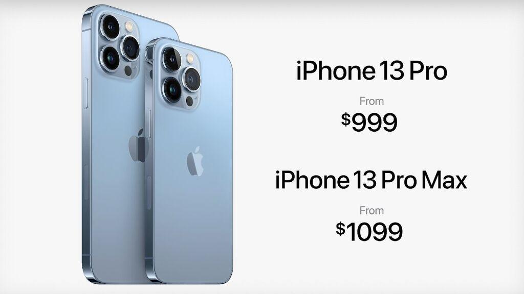 iPhone 13 Pro precios