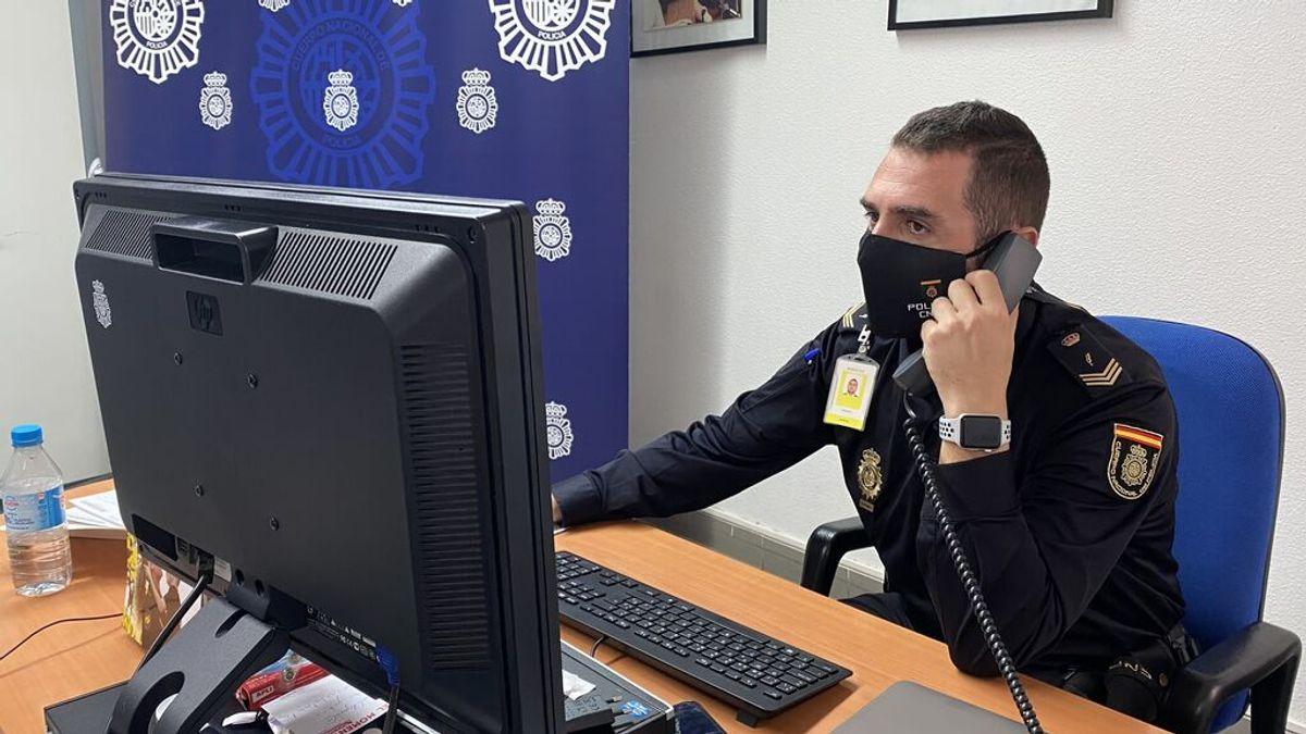 Cazados por intentar estafar a un policía especializado en delitos telefónicos
