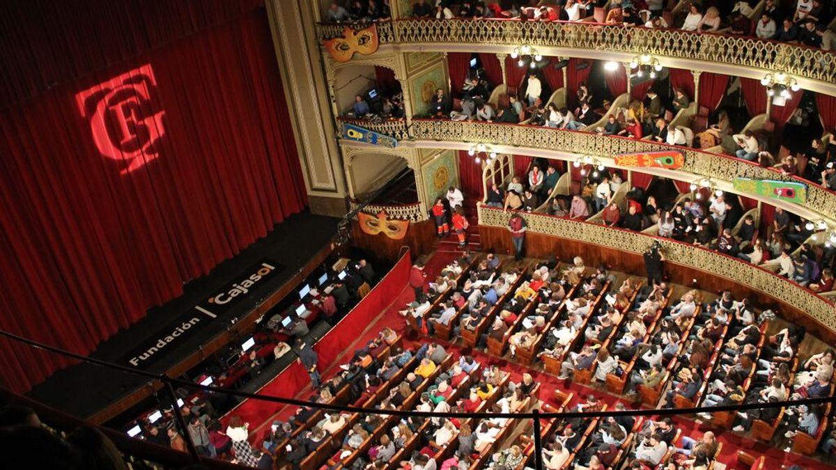 Andalucía recupera el 100% de aforo en cines, teatros y conciertos en el nivel 1