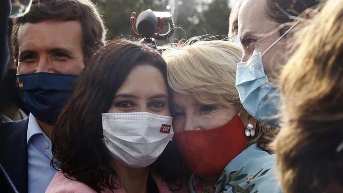Peligro de fractura en el PP: Ayuso no cede y Génova busca apoyos para neutralizarla