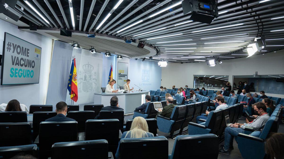 El Gobierno se alinea con la decisión de Aragonés de 'vetar' a los indultados en la mesa de diálogo