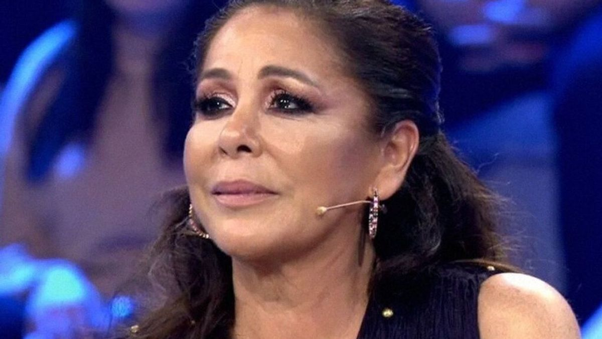 Isabel Panjoja, rota tras la pérdida de Lina, la diseñadora de su vestido de novia