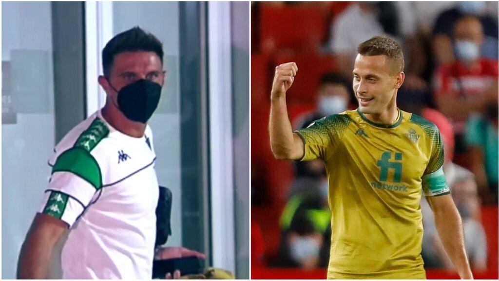 """La reacción de Joaquín al gol maradoniano de Canales: """"Brutal"""""""