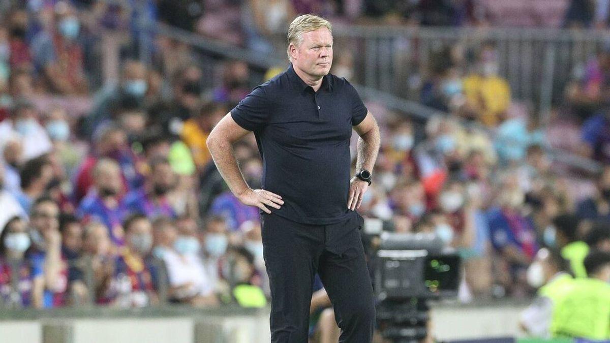 """La crítica culé pone su foco en Koeman y su planteamiento ante el Bayern: """"Es para echarlo"""""""