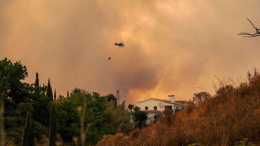 El fuego de Sierra Bermeja no es casual: los megaincendios tienen causas históricas