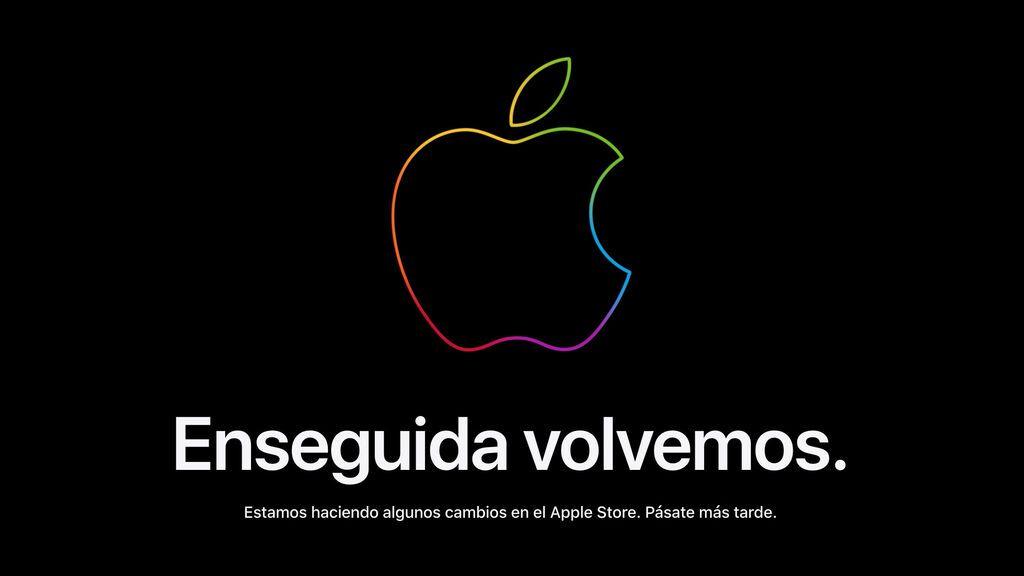 La Apple Store cierra a la espera del iPhone 13