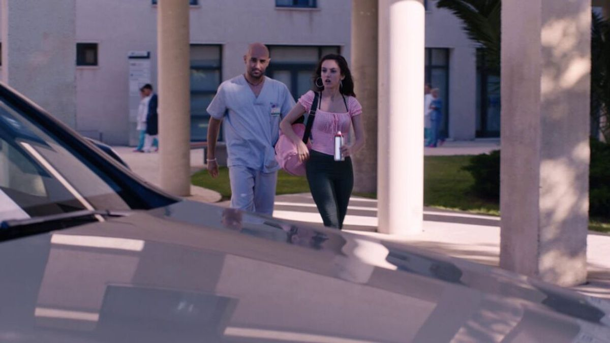 Juani se venga del doctor Tavira