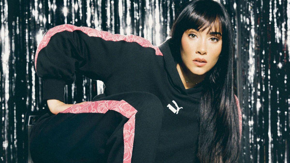 La cantante Aitana, ex de 'OT', criticada en redes por promocionar un menú hipercalórico de McDonald's