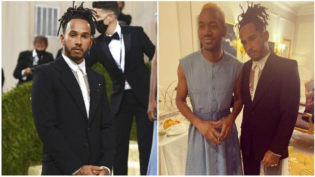 Hamilton compra por 30.000 dólares una mesa en la Met Gala para dar visibilidad a diseñadores afroamericanos
