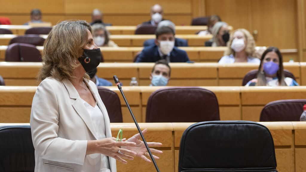 """Ribera recuerda a las eléctricas que es """"muy probable"""" que Red Eléctrica no autorice el cierre de las nucleares"""