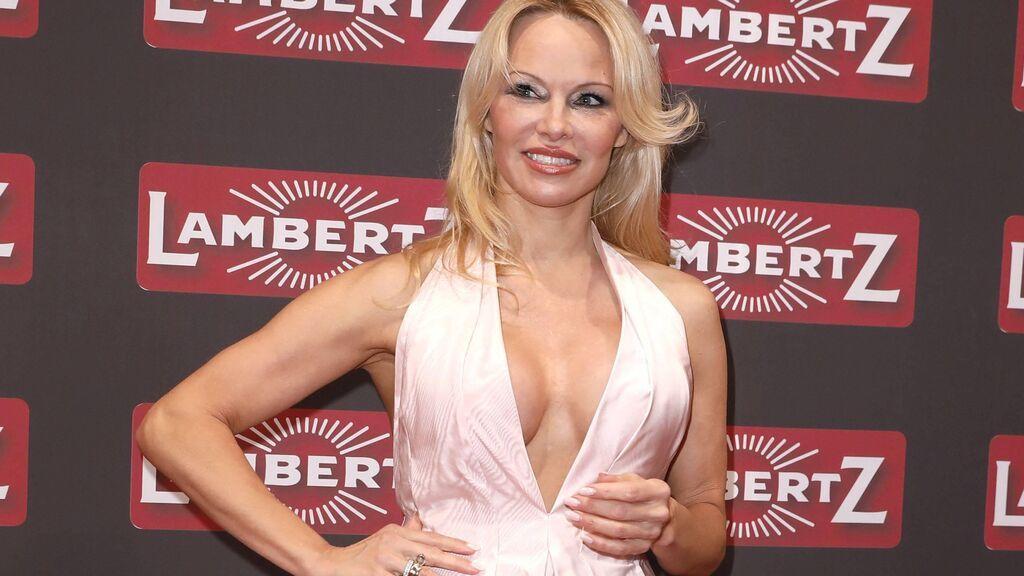 Pamela Anderson, en una imagen de 2019