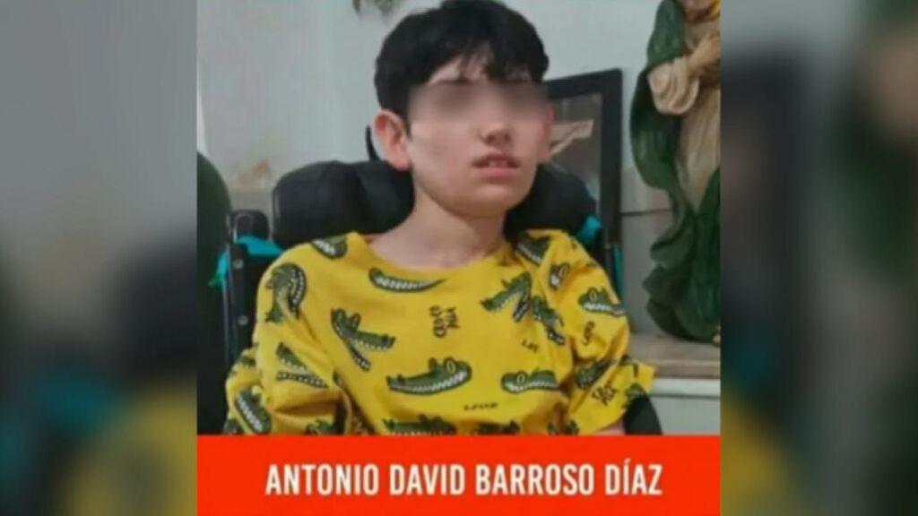 niño desaparecido moron