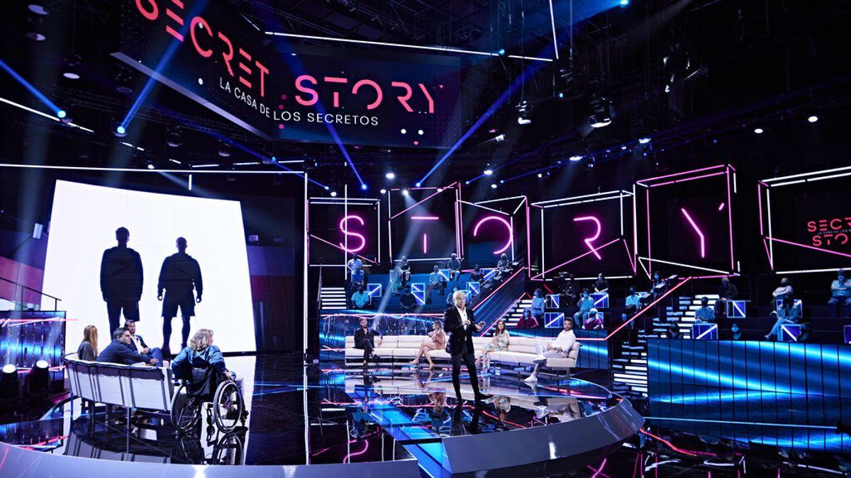 El juego de los secretos continúa en la noche de la primera expulsión, en 'Secret Story. La casa de los secretos'