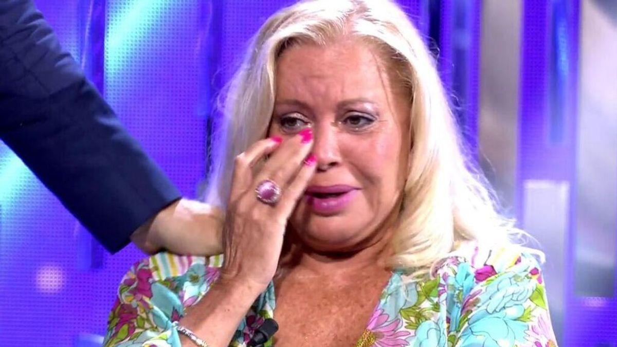 El llanto de Bárbara Rey al conocer los abusos sexuales a su hija, y la aplaudida reacción de Sobera