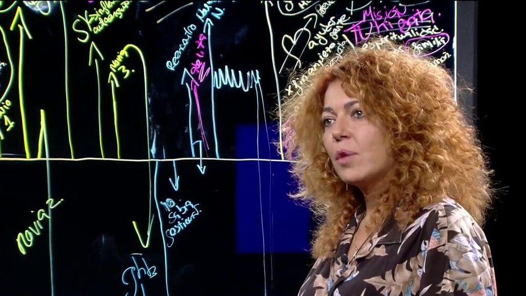 """Sofía Cristo desvela la verdad de su relación con Nagore: """"Ni el bueno es tan bueno ni el malo tan malo"""""""
