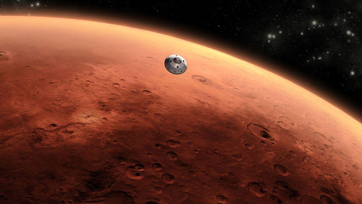 Cómo podría la sangre y el sudor de los astronautas ayudar a construir una colonia en Marte