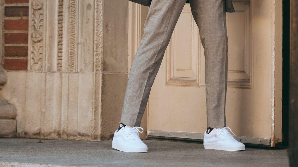 Todos en zapatillas: ¿dejarán los hombres de usar zapatos?