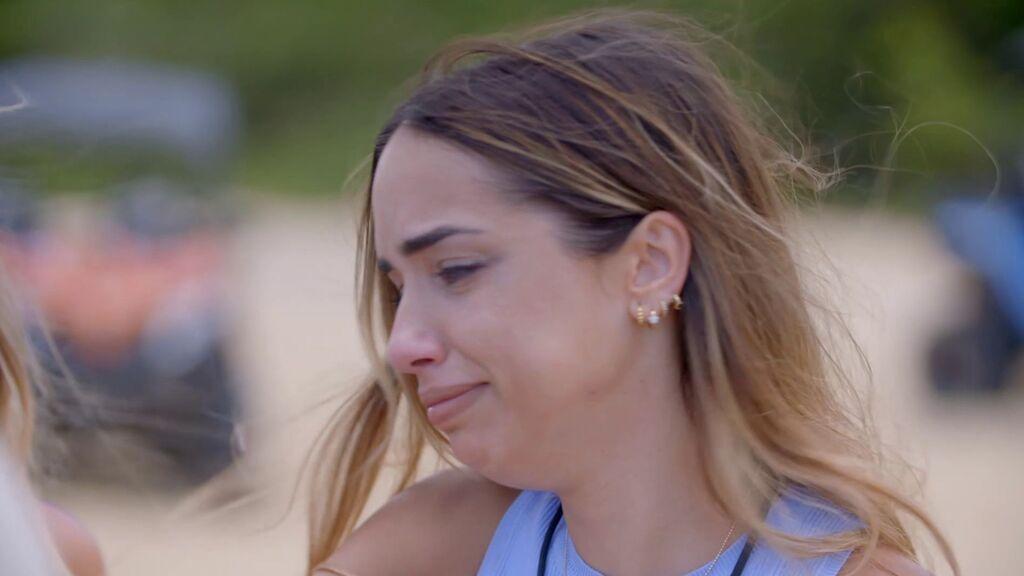 """Lucía, a punto de abandonar antes de separarse de Isaac: """"No quiero que te vayas a ningún lado"""""""