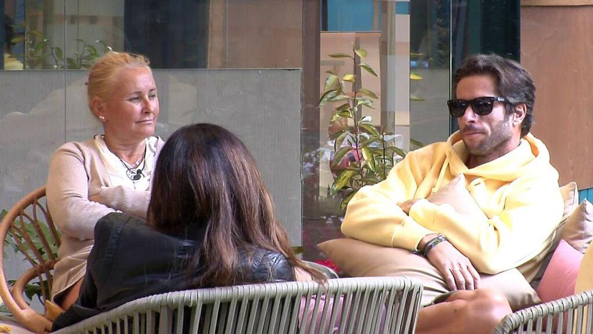 """Canales Rivera se abre y habla sobre su vida personal: """"Creo que tengo a mi abuelo dentro"""""""