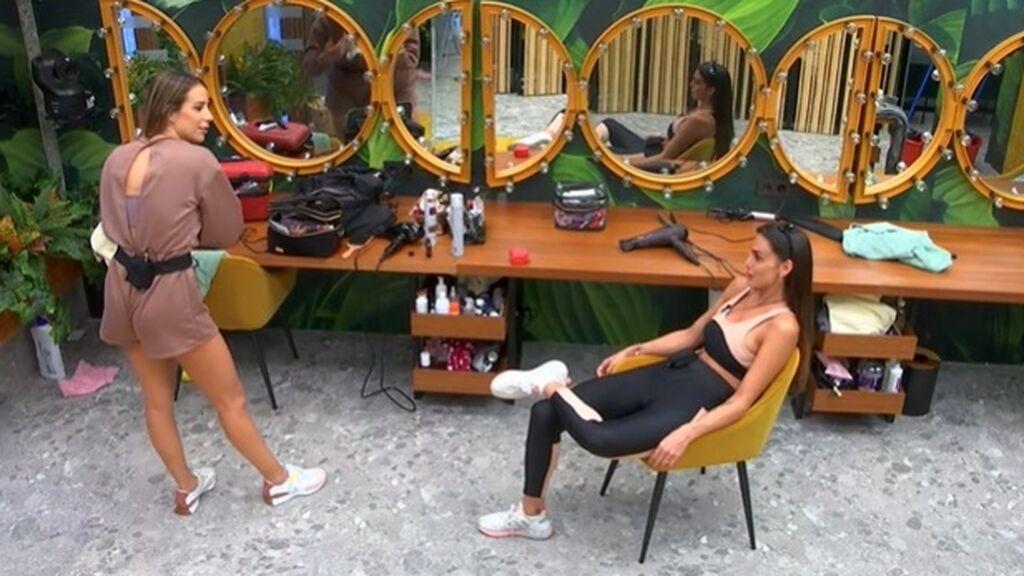 Cristina y Cynthia hablan de las nominaciones