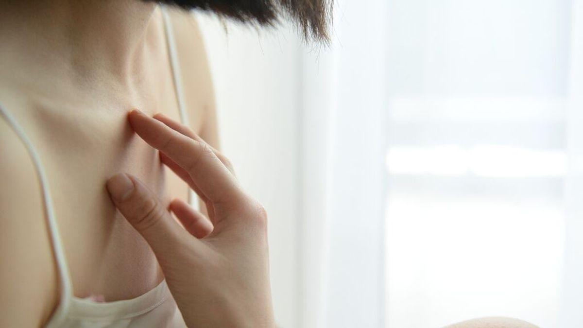 Puntos rojos en la piel: ¿por qué aparecen?