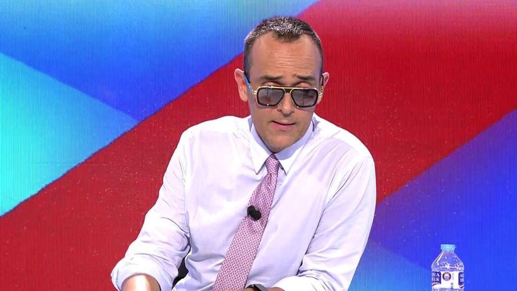 """Risto Mejide, tras la promesa del presidente del Gobierno sobre el precio de la luz: """"Es otra 'Sanchada"""""""