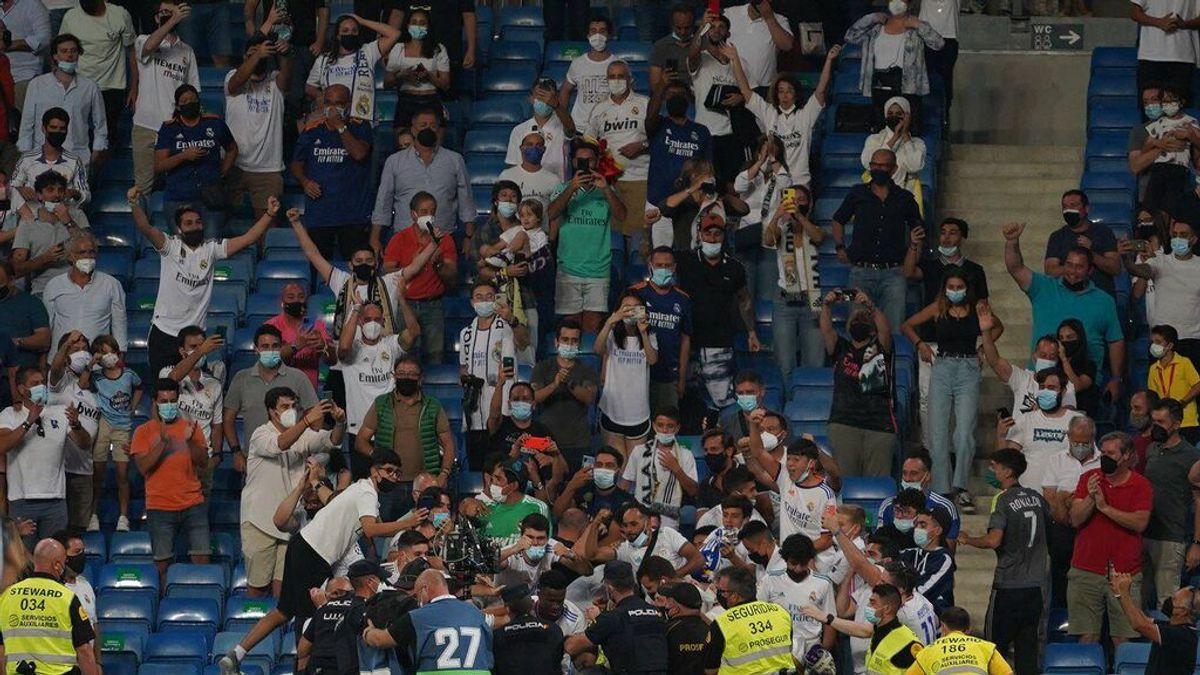 La comunidad de Madrid suprime el uso obligatorio de las mascarillas en el fútbol madrileño