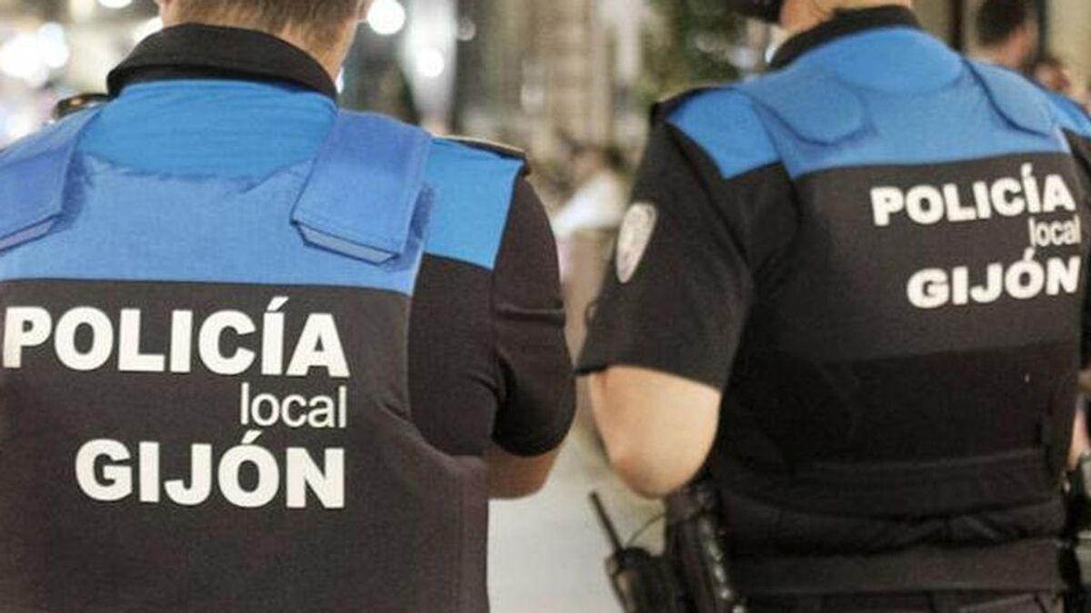 Multan con 1.440 euros a una vecina de Gijón por desearles la muerte a unos policías locales