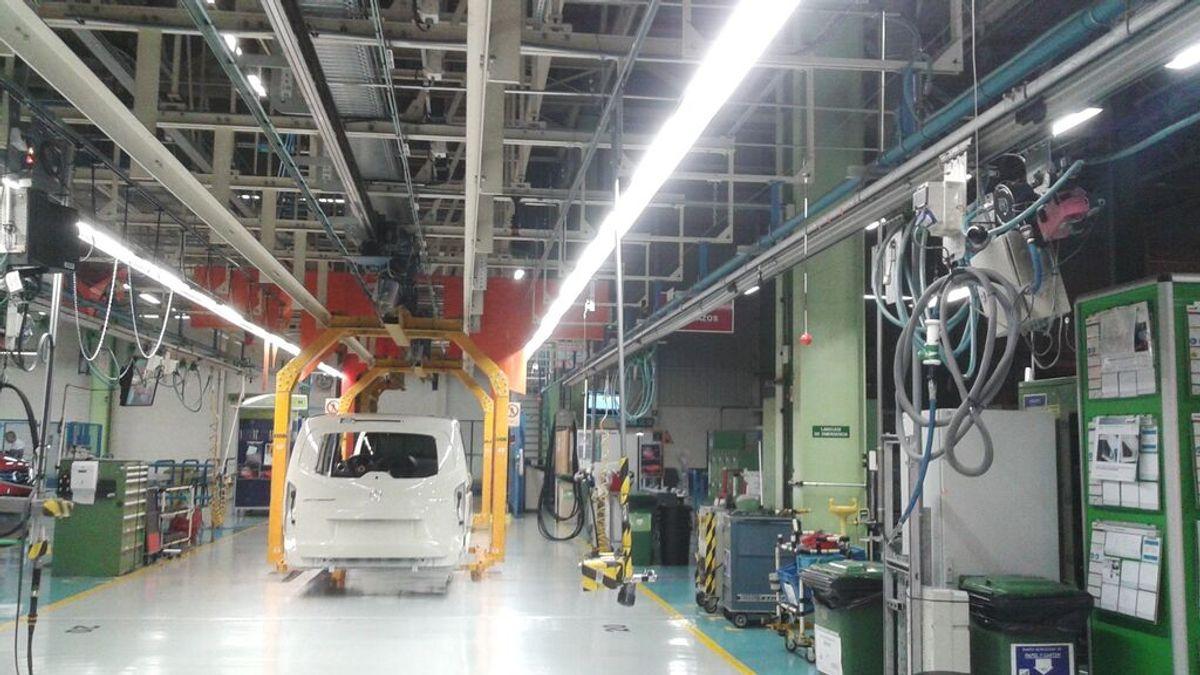Mercedes Vitoria retoma la producción la próxima semana pero sólo de martes a viernes