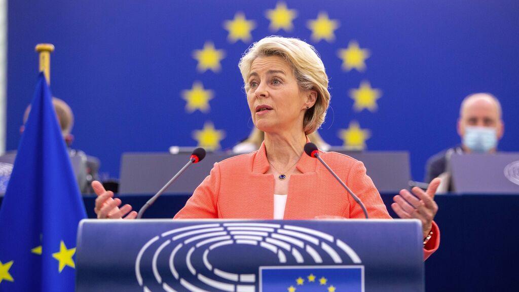 """ERC pide a Von der Leyen que apoye la mesa de diálogo y Junts habla de """"represión"""""""