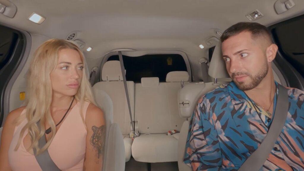 Mayka y Pablo se reencuentran en 'La Última Tentación'
