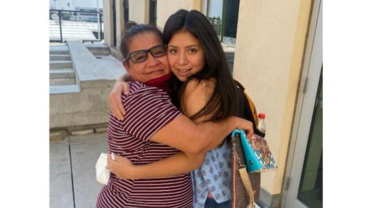 Una madre se reencuentra con su hija secuestrada en 2007 a la edad de 6 años