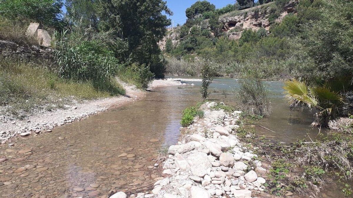 Encuentran el cuerpo sin vida de un hombre en el cauce del río Mijares en Vila-real