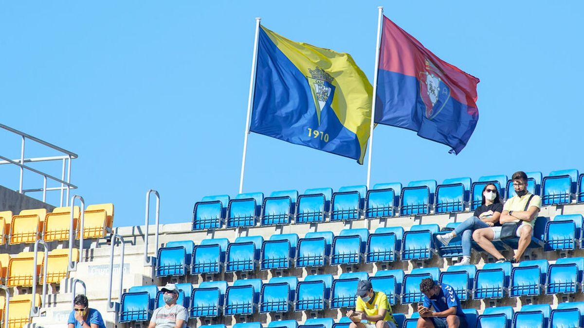El aforo máximo permitido en el deporte andaluz alcanzará el 80%