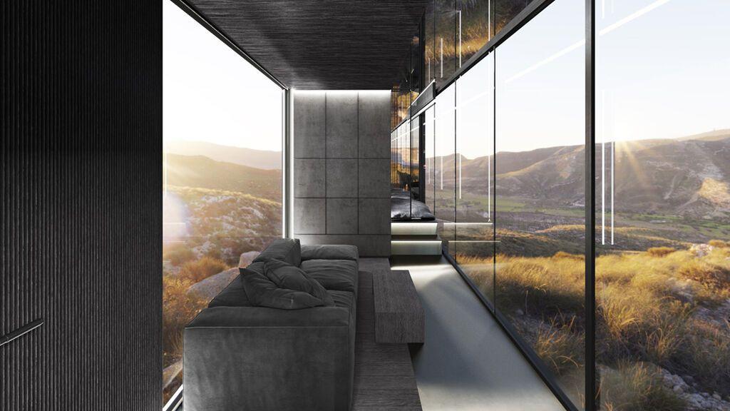 Dormir entre paredes de cristal: Granada albergará el primer hotel cápsula del mundo