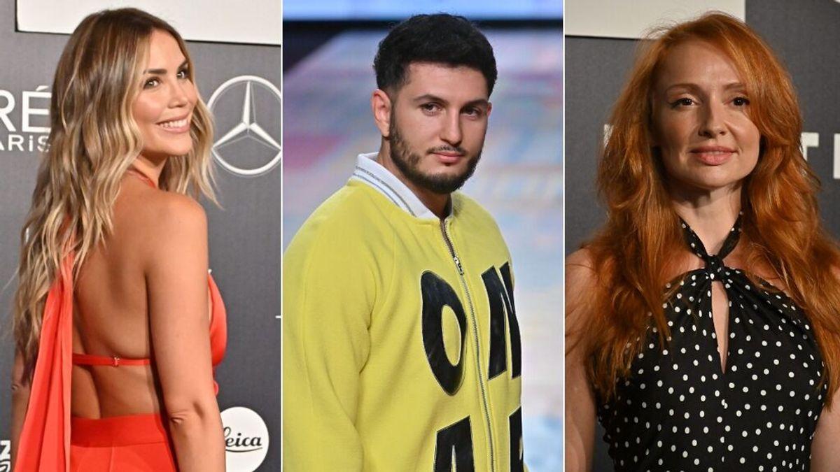 Rosanna Zanetti, Elena Tablada y Omar Montes: famosos en el 'front row' del arranque de la Fashion Week Madrid