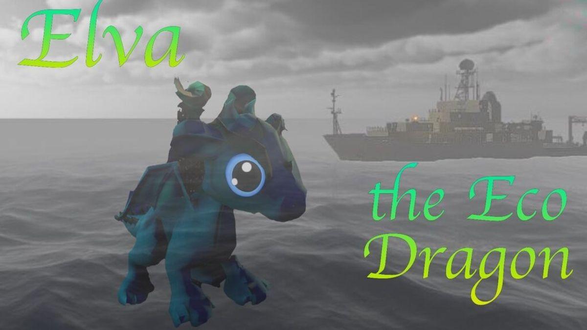 El videojuego español 'Elva, the Eco Dragon' llega a Nintendo Switch