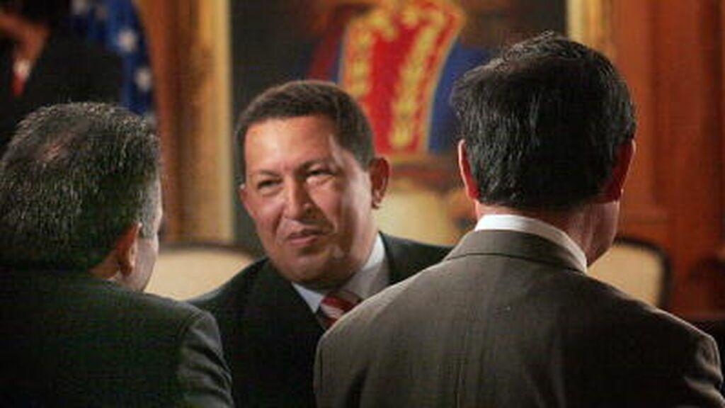 La Audiencia Nacional estudia la extradición a EE.UU. del ex jefe de seguridad de Hugo Chávez