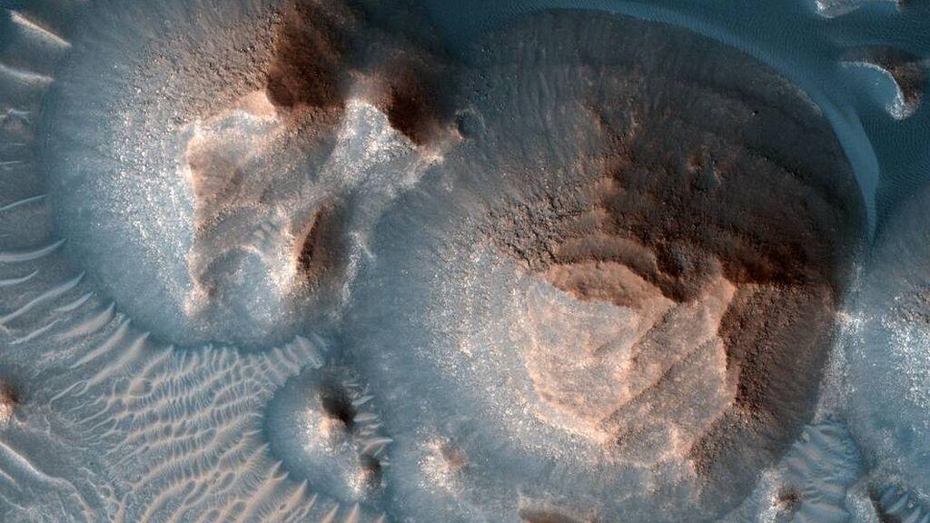 La NASA confirma miles de erupciones volcánicas masivas en Marte hace millones de años
