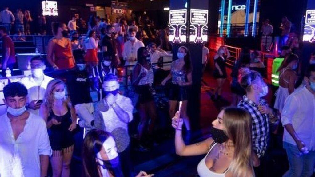 Se levantan las restricciones al ocio nocturno en la Comunidad de Madrid