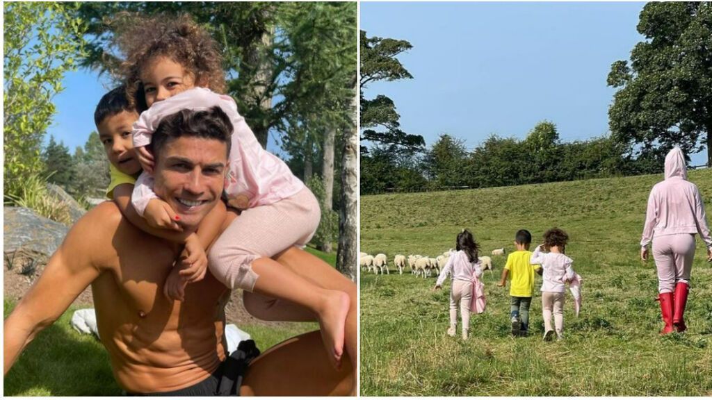 Cristiano y Georgina cambian de mansión en Manchester: las ovejas y la poca seguridad, entre los motivos
