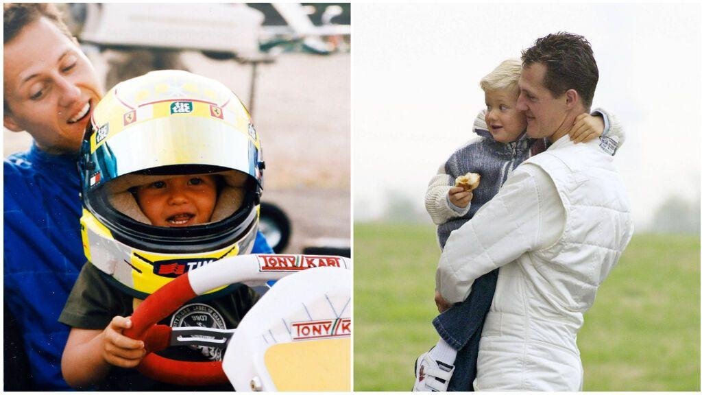 """El lamento de Mick Schumacher: """"Daría cualquier cosa por poder hablar con mi padre"""""""