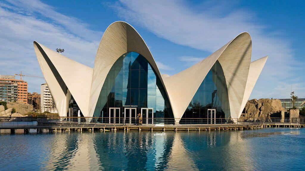 Mejores acuarios de España