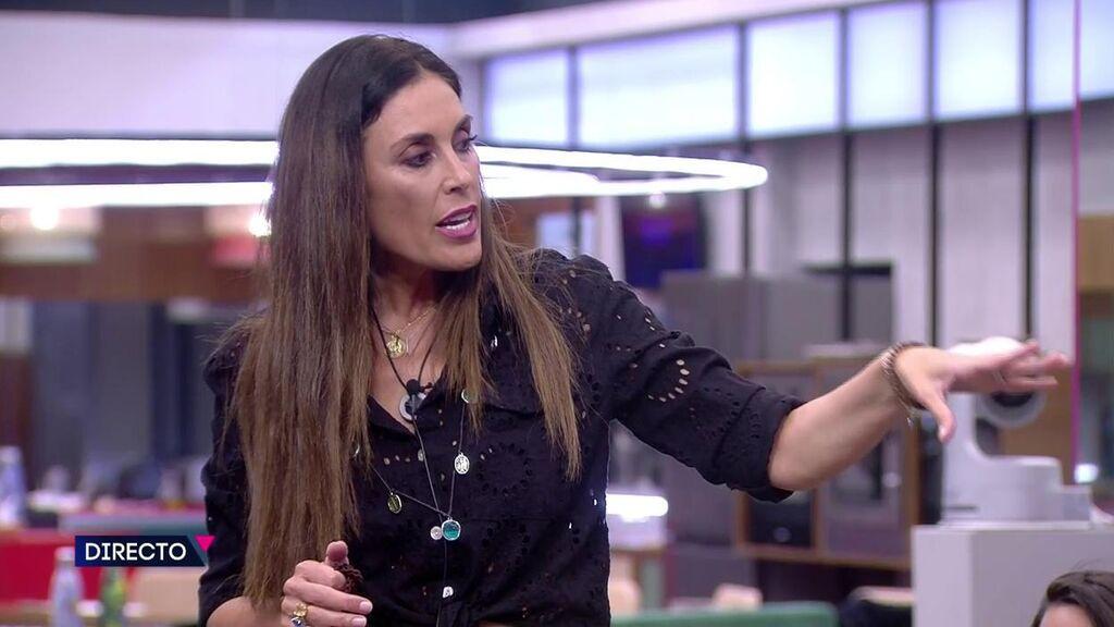 La indignación de Isabel Rábago