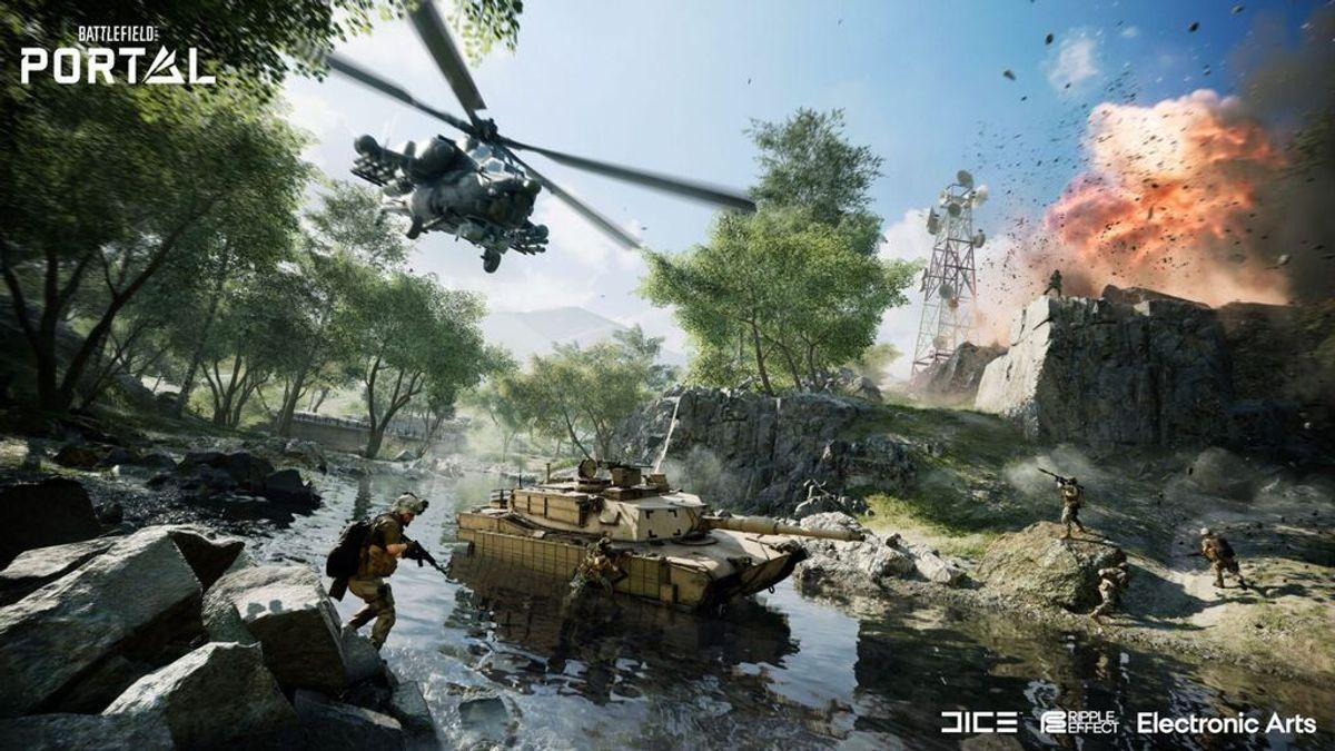 Battlefield 2042 retrasa su lanzamiento al 19 de noviembre de 2021