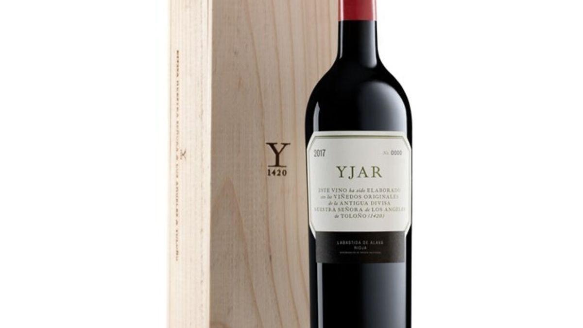 Telmo Rodríguez lanza el Yjar 2017, el vino de Rioja en el que ha trabajado en secreto durante 10 años