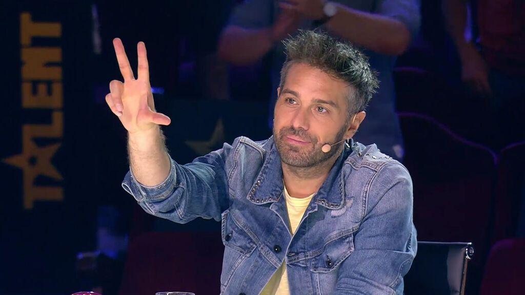 Va por ti Got Talent Temporada 7 Gala 2