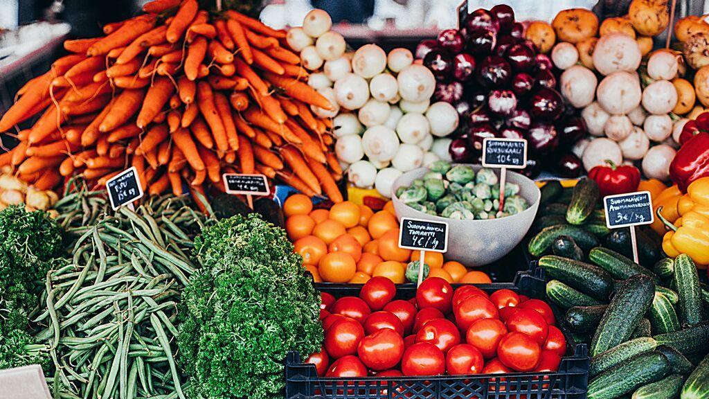 Comer por colores: los poderes nutricionales de los pigmentos de cada alimento