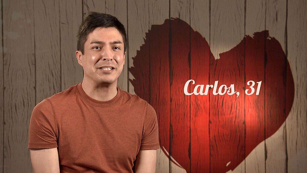 """Carlos nunca llega a las seminifinales: """"Para mí el amor es como el mundial o la Champions"""""""